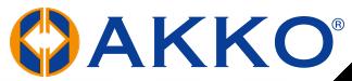 AKKO logotip